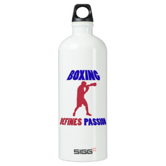 boxing my passion SIGG traveler 1.0L water bottle