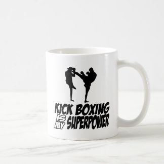 boxing my superpower coffee mug