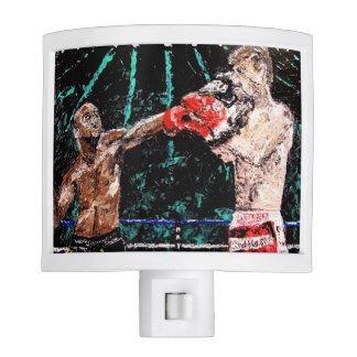 Boxing Night Light