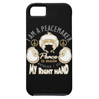 boxing peacemaker iPhone SE/5/5s case