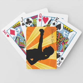 Boxing Playing Cards