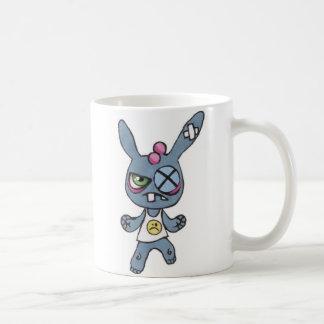 Boxing Rabbit 11oz Classic Mug