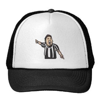 Boxing Referee 2 Trucker Hat