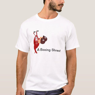 Boxing shrew T-Shirt