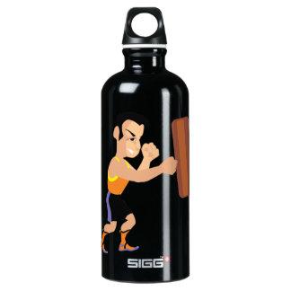 Boxing SIGG Traveler 0.6L Water Bottle