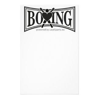 Boxing.style Stationery