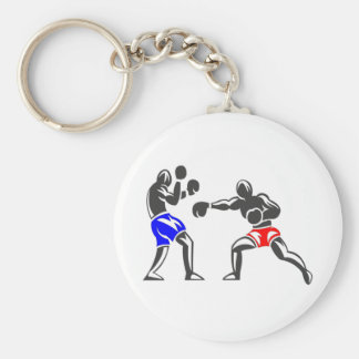 Boxing T-shirts and Gifts. Keychain