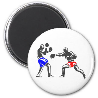 Boxing T-shirts and Gifts. Magnet