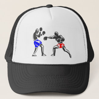 Boxing T-shirts and Gifts. Trucker Hat