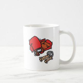 Boxing Training Coffee Mug