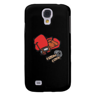Boxing Training Galaxy S4 Cover
