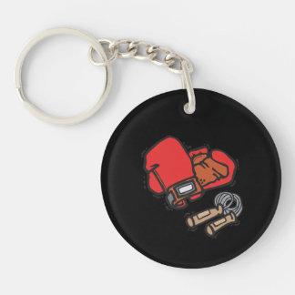 Boxing Training Keychain