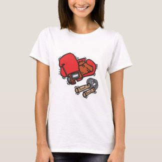 Boxing Training T-Shirt