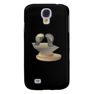 Boxing Trophy 2 Galaxy S4 Case
