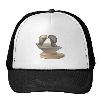 Boxing Trophy 2 Trucker Hat