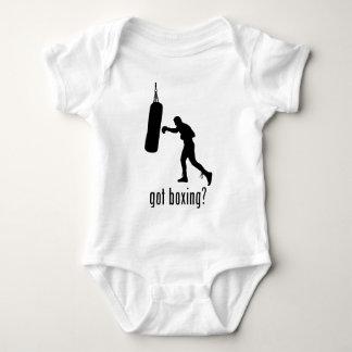 Boxing Infant Creeper