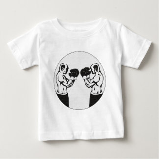 Boxing - Two warriors face off Baby T-Shirt