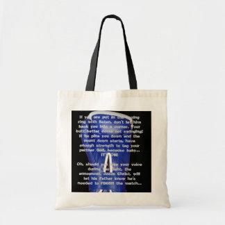 Boxing w/ Satan Tote Bag