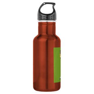boxing winner 18oz water bottle