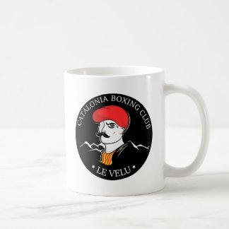 boxingclub coffee mug