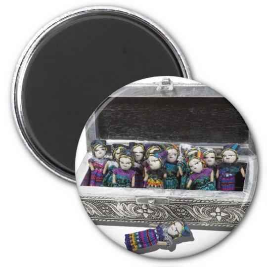 BoxOfWorryDolls073011 Magnet