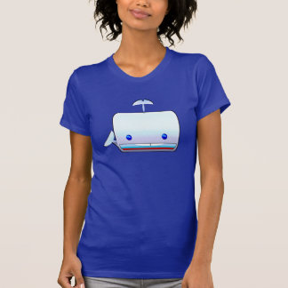 Boxy the square, cubic whale T-Shirt