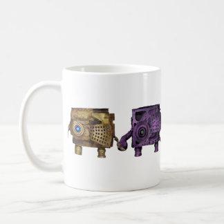 Boxyphants on Parade Coffee Mug