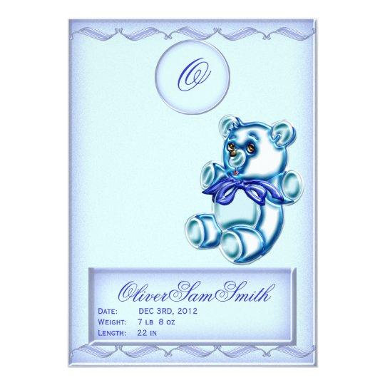 Boy #1 card