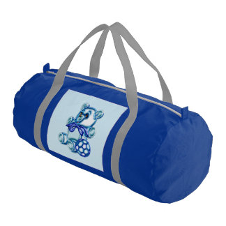 Boy #1 duffle bag
