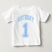 BOY 1ST BIRTHDAY BABY T-Shirt
