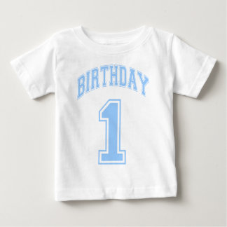 BOY 1ST BIRTHDAY T SHIRT