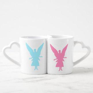 Boy And Girl Couple Mugs