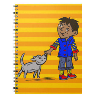 Boy And His Dog Notebook