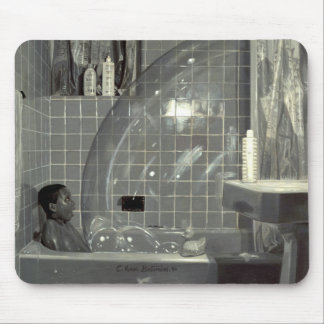 Boy and the Bubble 1990 Mouse Pad