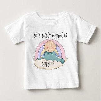 Boy Angel is One Baby T-Shirt