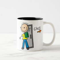 Boy At School Mug