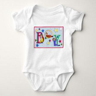 Boy Baby Bodysuit