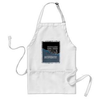Boy-baby shower adult apron