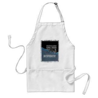 Boy-baby shower adult apron