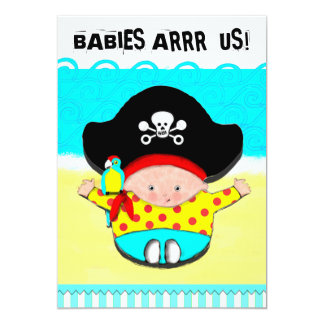 BOY BABY SHOWER CARD