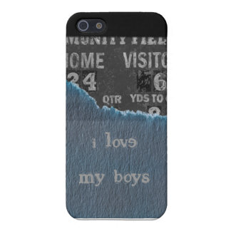 Boy-baby shower iPhone SE/5/5s case