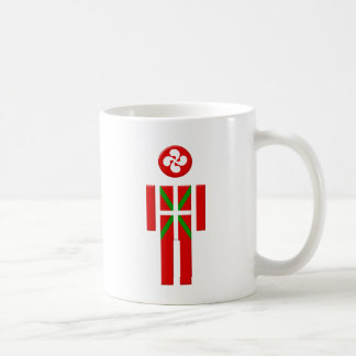 Boy Basque Euskadi flag Coffee Mug