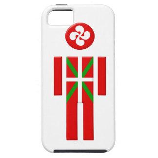 Boy Basque Euskadi flag iPhone SE/5/5s Case