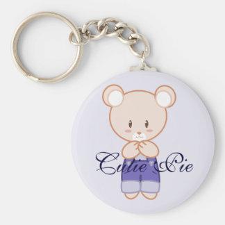 Boy Bear Keychain