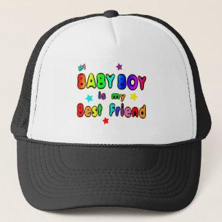 Boy Best Friend Trucker Hat