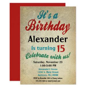 Tween birthday party invitations engneforic tween birthday party invitations filmwisefo