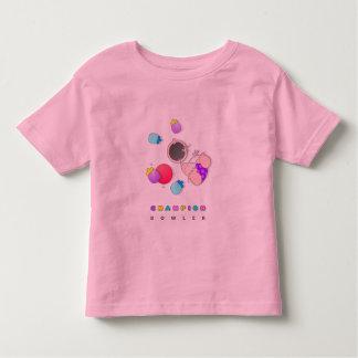 Boy Bowling Toddler T-shirt