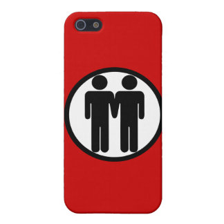 Boy + Boy iPhone SE/5/5s Cover