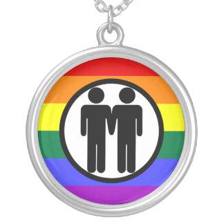 Boy + Boy Rainbow Necklace