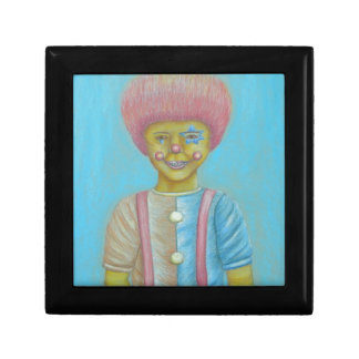 Boy Clown Jewelry Box